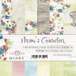 MOM'S GARDEN - zestaw papierów 30,5x30,5cm
