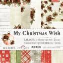 MY CHRISTMAS WISH - ZESTAW PAPIERÓW 30,5X30,5CM