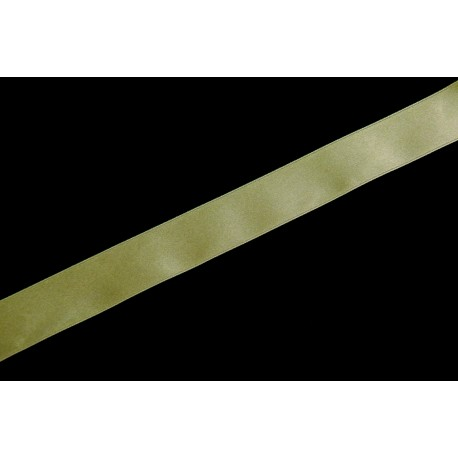 Tasiemka satynowa - jasna zieleń 1mb
