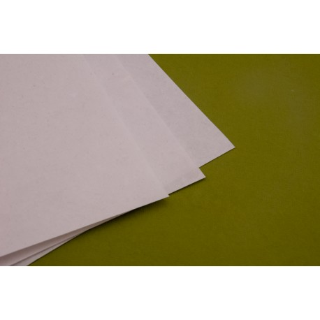 Papier czerpany - BIAŁY 150g
