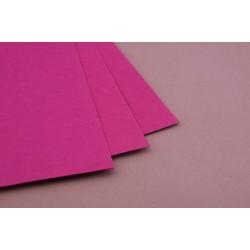 Papier czerpany - RÓŻOWY 200g
