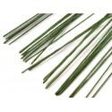 Drut florystyczny zielony 40cm 10sztuk