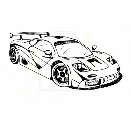 DIGIstepmel - samochód wyścigowy