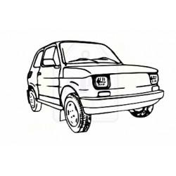 DIGIstepmel - samochód maluch