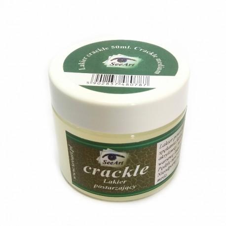Crackle lakier postarzający SeeArt 50 ml.