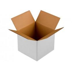 Karton klapowy 15x15x15cm Biały 380g