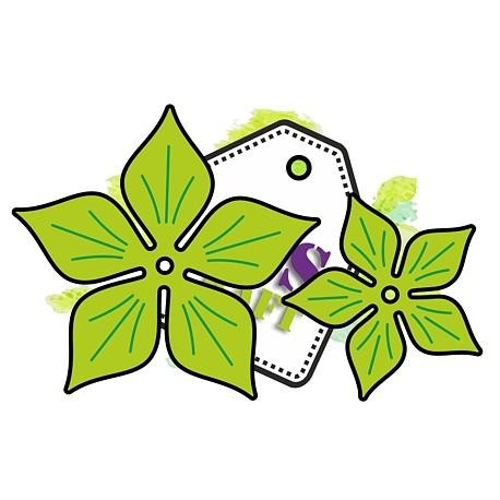 Wykrojnik kwiat5m