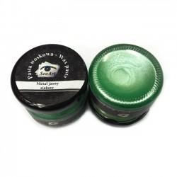 Pasta woskowa SeeArt 20 ml. metal jasnozielona
