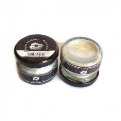 Pasta woskowa SeeArt 20 ml. metal srebro księżycowe