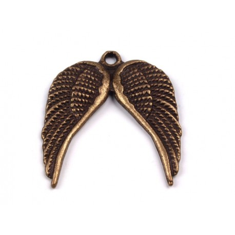 Zawieszka anielskie skrzydła 2